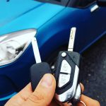 Spare Key For Citroen DS3